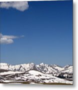 Alpine Tundra Series Metal Print