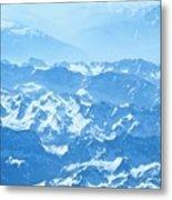 Alps Iv Metal Print