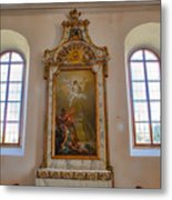 Altarpiece Metal Print