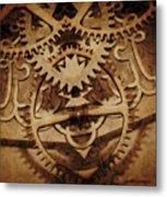 Alternate History Metal Print