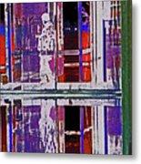 Alternate Reality 24-2 Metal Print