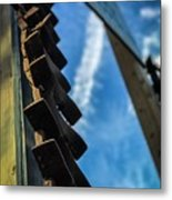 Always Look Up Metal Print