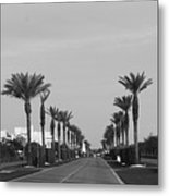 Alys Beach Entrance Metal Print