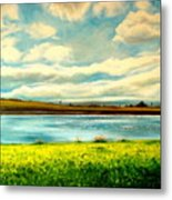 Am I Dreaming Metal Print