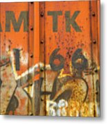 Am Tk Metal Print