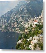 Amalfi Coast II Metal Print