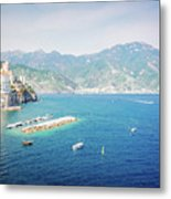 Amalfi Coast, Italy IIi Metal Print