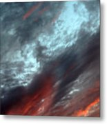 Amazing Clouds Metal Print