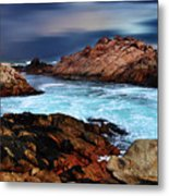 Amazing Coast Metal Print