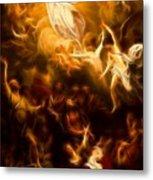 Amazing Jesus Resurrection Metal Print