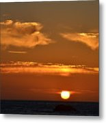 Amazing Sunset 251 Metal Print