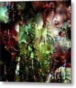 Amazon Tree Metal Print