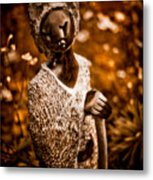 Ambuya Grandmother Metal Print