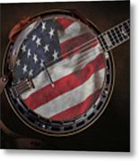 American Bluegrass Music Metal Print