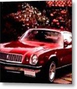 American Dream Cars Catus 1 No. 1 H A Metal Print