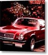 American Dream Cars Catus 1 No. 1 H B Metal Print