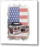 American Dream Machine Metal Print