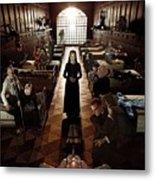 American Horror Story Asylum 2012 Metal Print