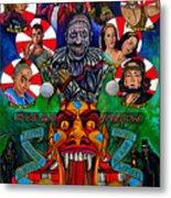 American Horror Story Freak Show Metal Print