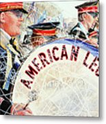 American Legion Metal Print