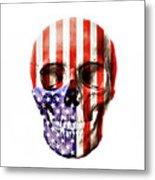American Slull Metal Print