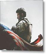 American Sniper 2014 Metal Print