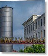 American Tobacco Redevelopment Metal Print