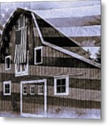 Americana Glory Metal Print