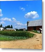 Americas Bread And Butter-2 Metal Print
