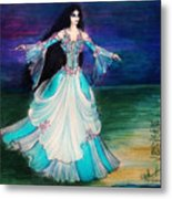 Ameynra. Night Dance Before Wedding Metal Print