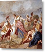 Amigoni: Dido And Aeneas Metal Print by Granger