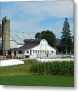 Amish Farm - Lancaster 02 Metal Print