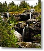 Ammonoosuc Falls Metal Print