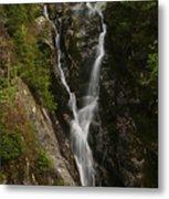 Ammonoosuc Ravine Falls Metal Print