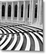 Amphitheatre Washington Metal Print