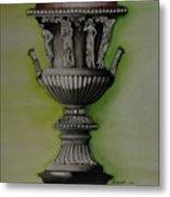 Amphora Metal Print