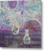 Amphora-through The Looking Glass Metal Print