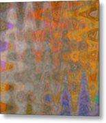 Amplitude Metal Print