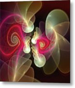 Amusement Metal Print