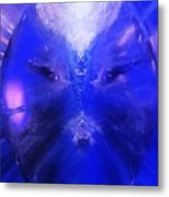 An Alien Visage  Metal Print