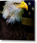 An American Icon Metal Print by Chris Lord