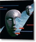 An Androids Dream Metal Print