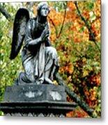 An Angels' Prayer Metal Print