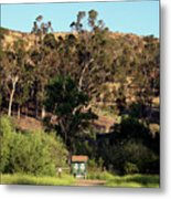 An Entrance To Peters Canyon Metal Print