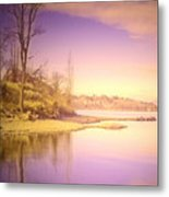 An Okanagan Calm Metal Print
