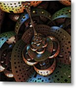 An Unusual Perspective... Metal Print