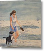 Anabelly Metal Print