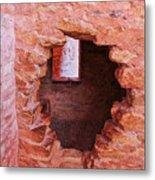Anasazi Cliff Dwellings #10 Metal Print