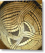 Anasazi Pot Metal Print