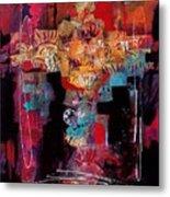 Anasazi Serenade 003 Metal Print